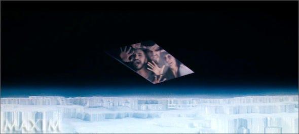 Image result for superman 1978 phantom zone