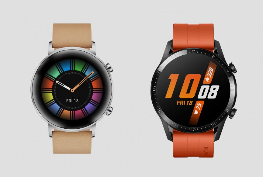 Huawei's Watch GT 2 will now act more like a smartwatch