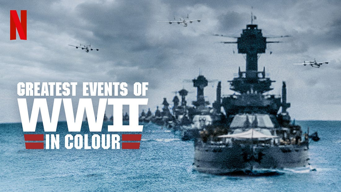 Image result for Greatest Events of WWII in Colour