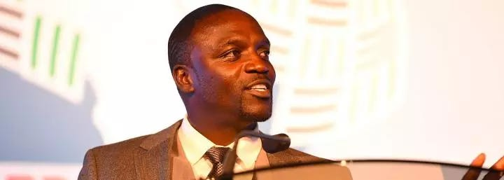Grammy-nominated singer Akon shows his support for Bitcoin