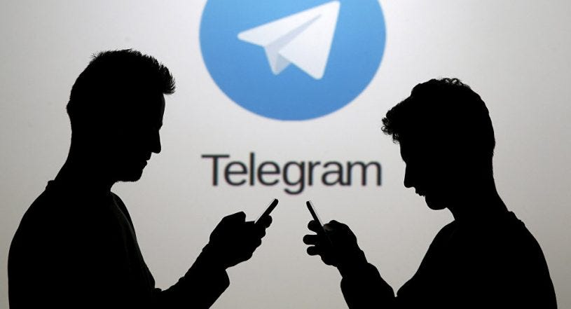 Image result for telegram sec