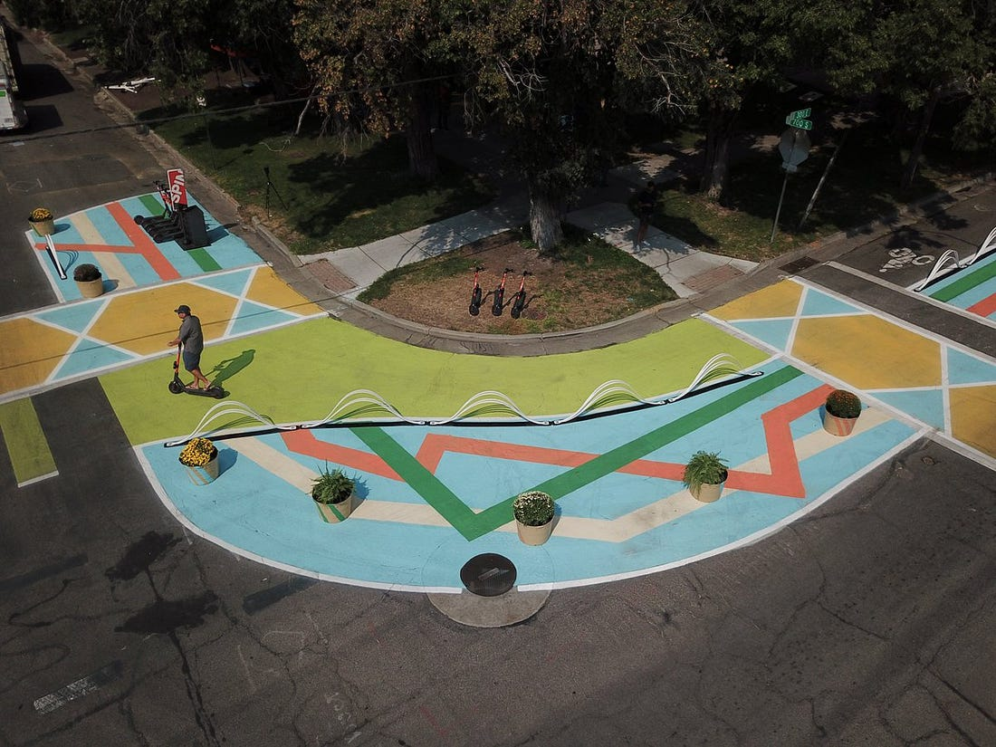Image result for SALT LAKE CITY spin intersection""