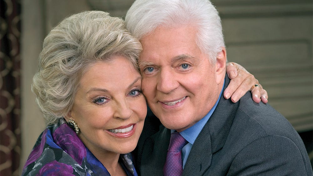 Days of Our Lives Bill Hayes and Susan Seaforth Hayes