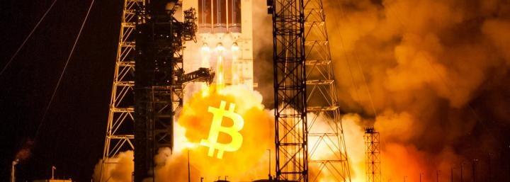 Bitcoin marketcap rockets past $100 billion: will $6,400 confirm bull market?