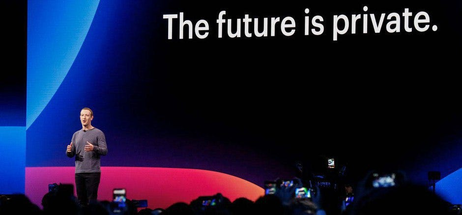 Image result for the future is private