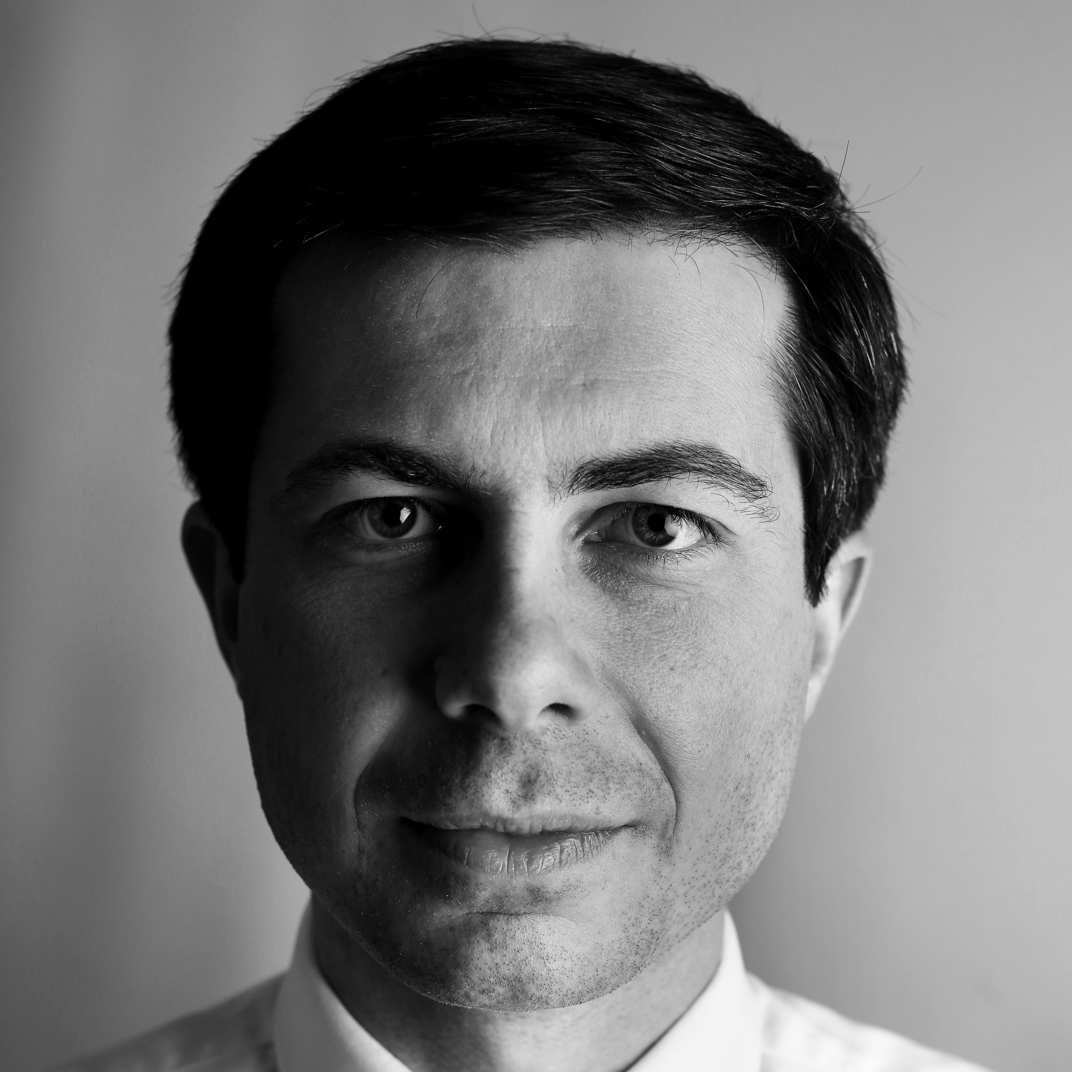 Image result for pete buttigieg ny mag