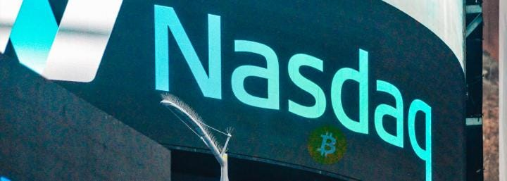 Is Nasdaq about to introduce Bitcoin?