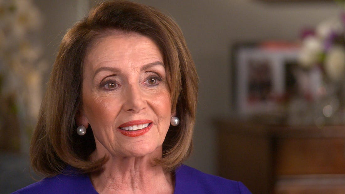 Image result for pelosi 60 minutes