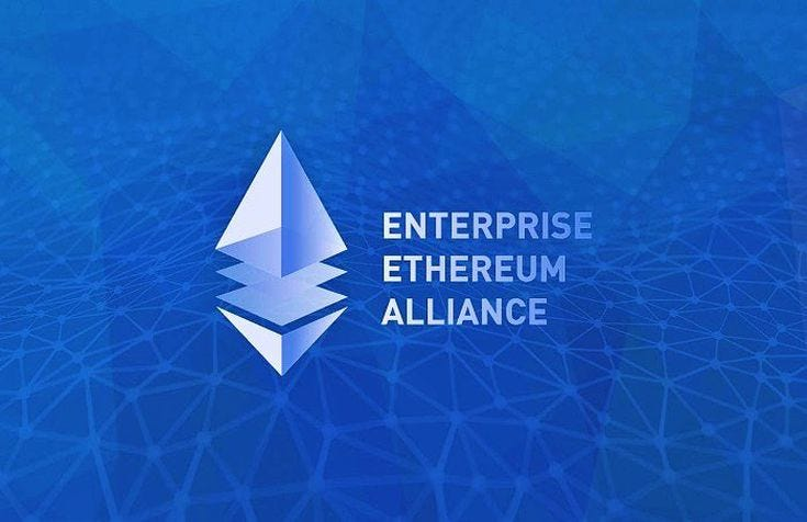 Image result for ethereum enterprise alliance