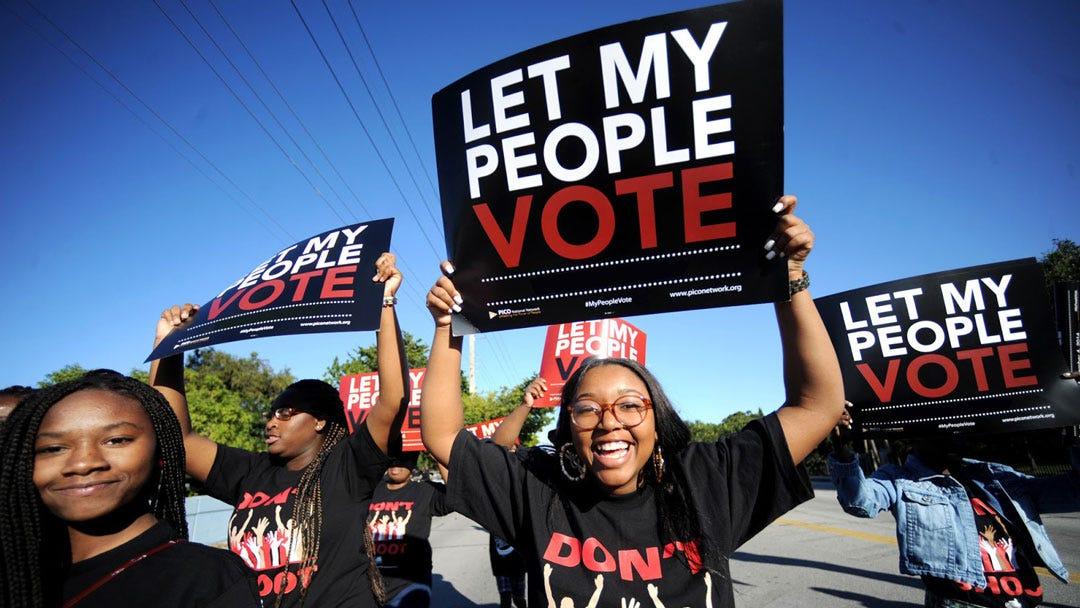 Image result for black vote