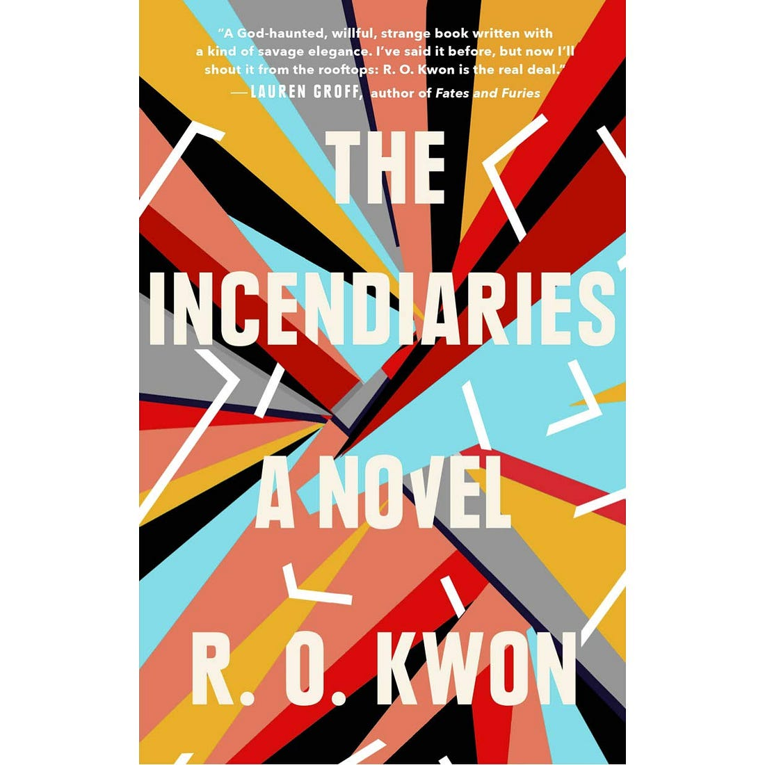 Image result for the incendiaries r.o. kwon