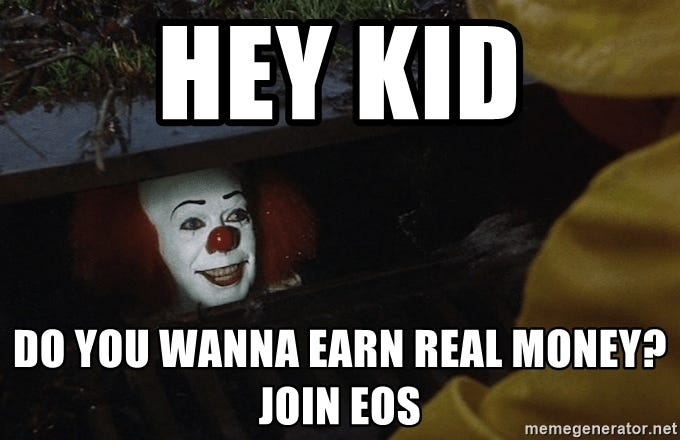 Image result for eos meme