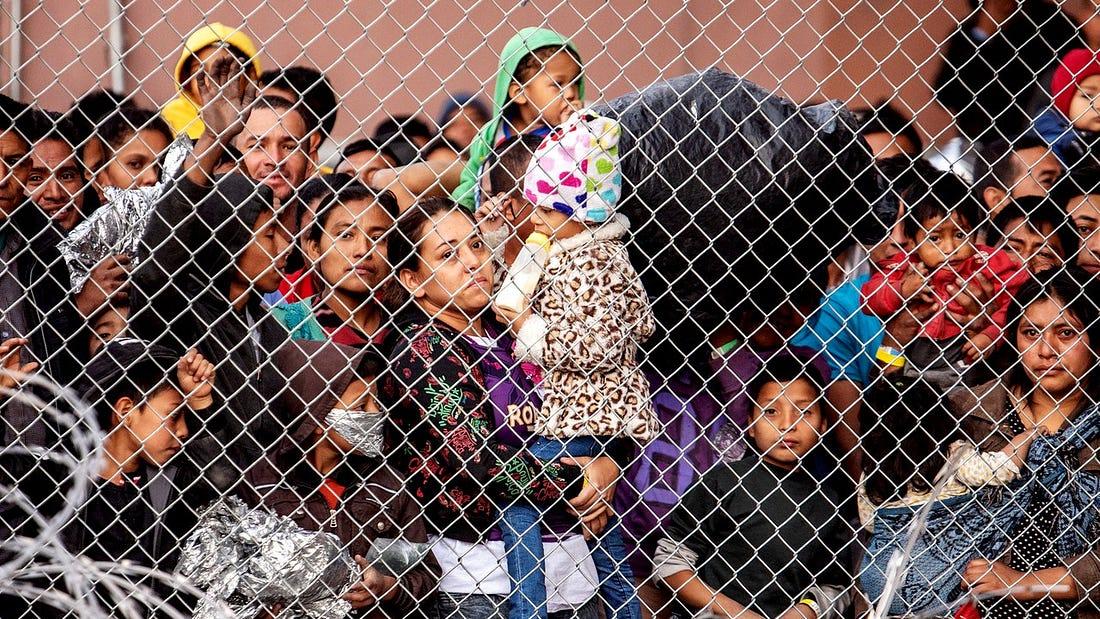 Image result for concentration camps border