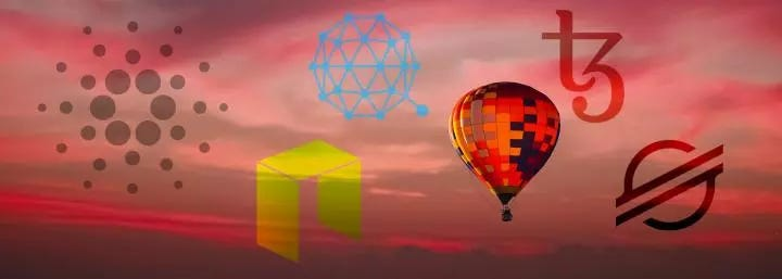 Has the uptrend changed for Stellar, Neo, Cardano, Tezos, and Qtum?