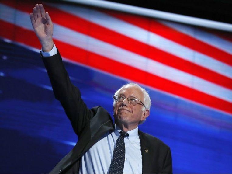 Image result for Bernie Sanders 2020