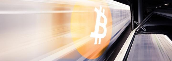 Bitcoin technical analysis, price reaches yearly high as it nears $9000