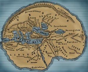 The world according to Herodotus