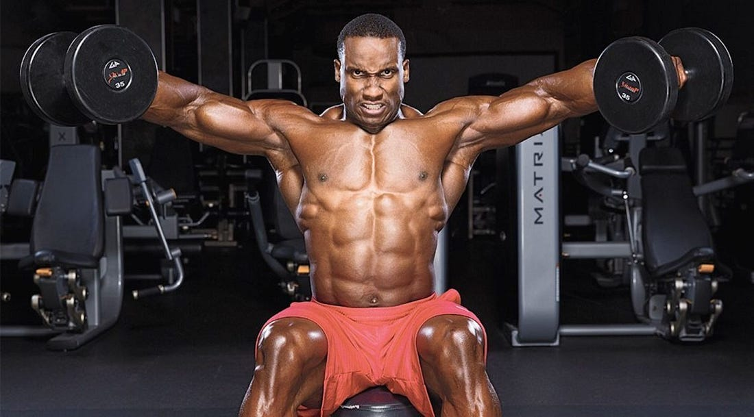 Workouts : 6 Bodybuilding Exercises for to Build Muscles, According to Experts