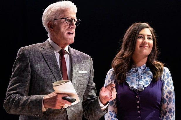 Image result for good place season 3 premiere
