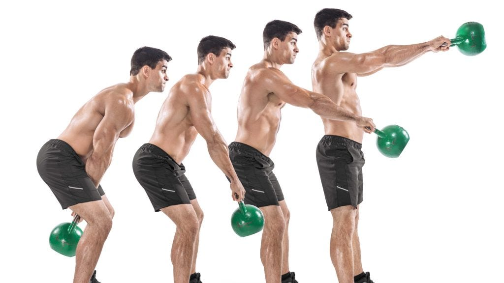 Workouts : 7 of the Best Kettlebell Exercises to Build Muscle, According to Experts | homify