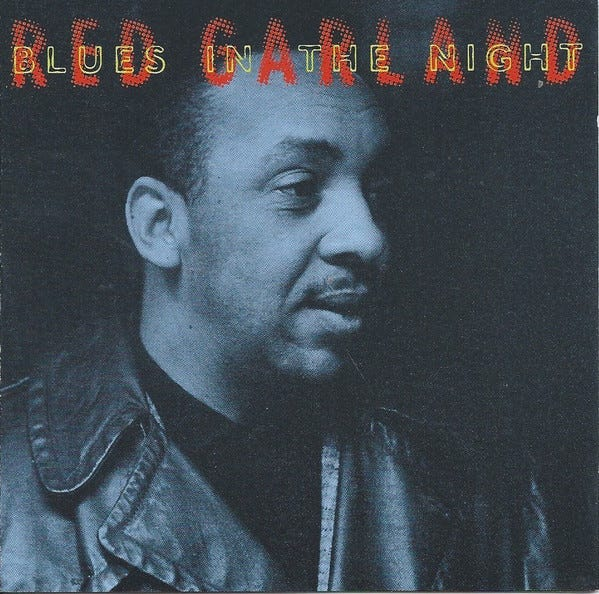 Red Garland – Blues In The Night (1997, CD) - Discogs