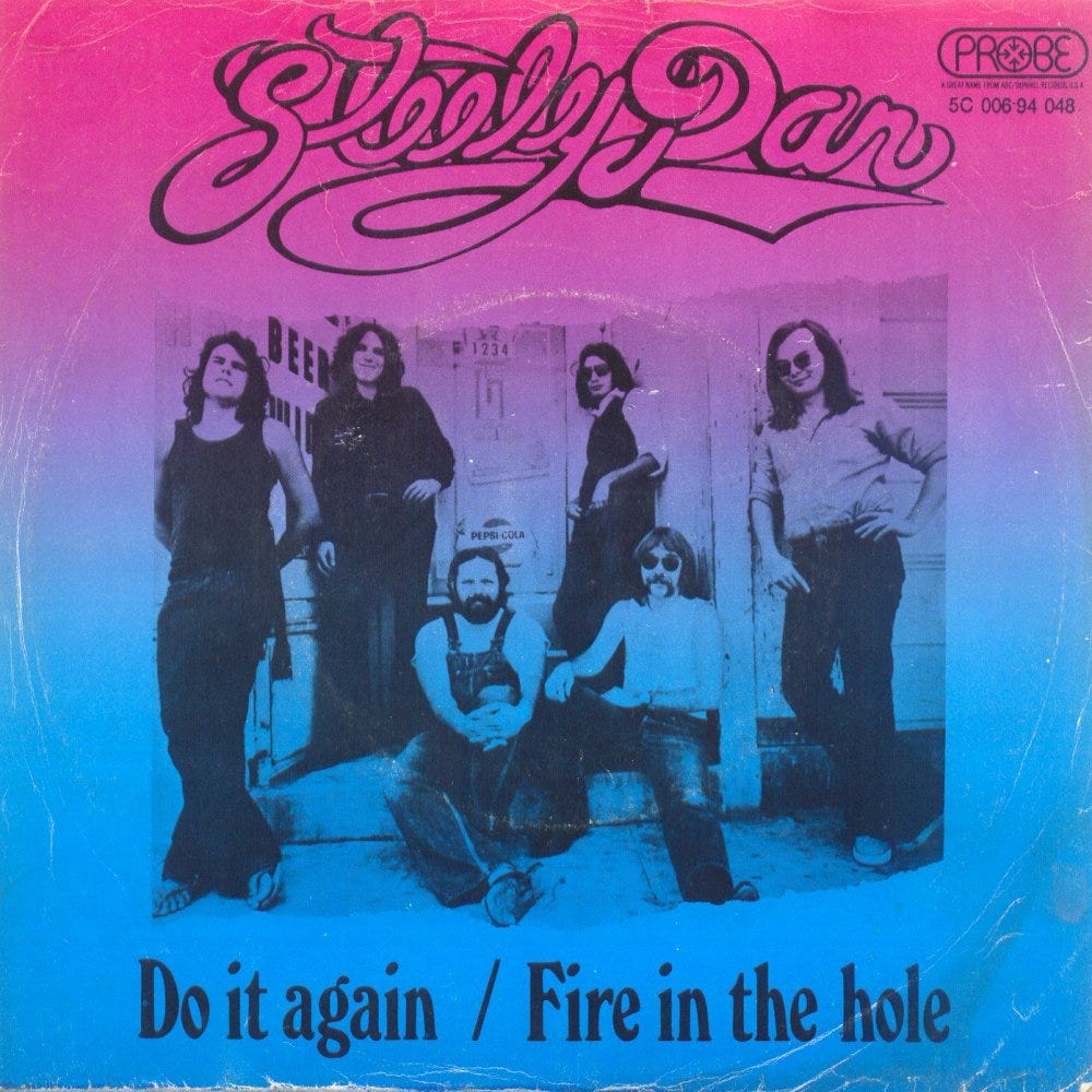 Every Steely Dan Song: Do It Again