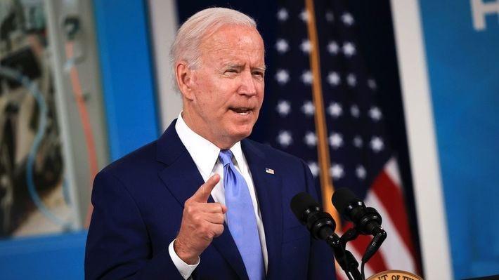 Mounting problems test Joe Biden presidency
