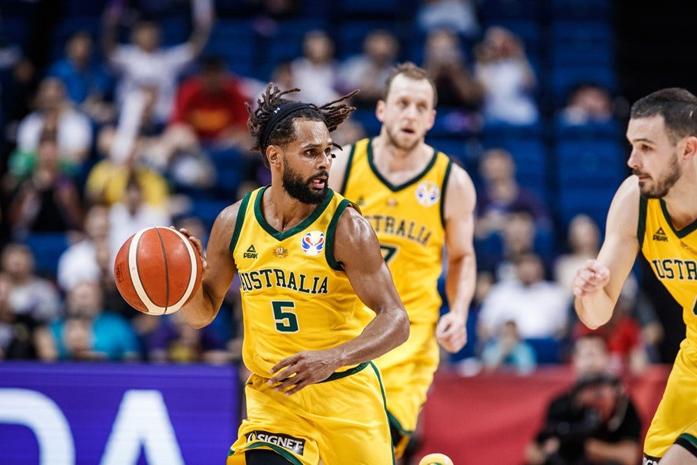 Breaking down the Australian Boomers 2021 Tokyo Olympic squad - by Benjiman  Mallis - The Pick and Roll