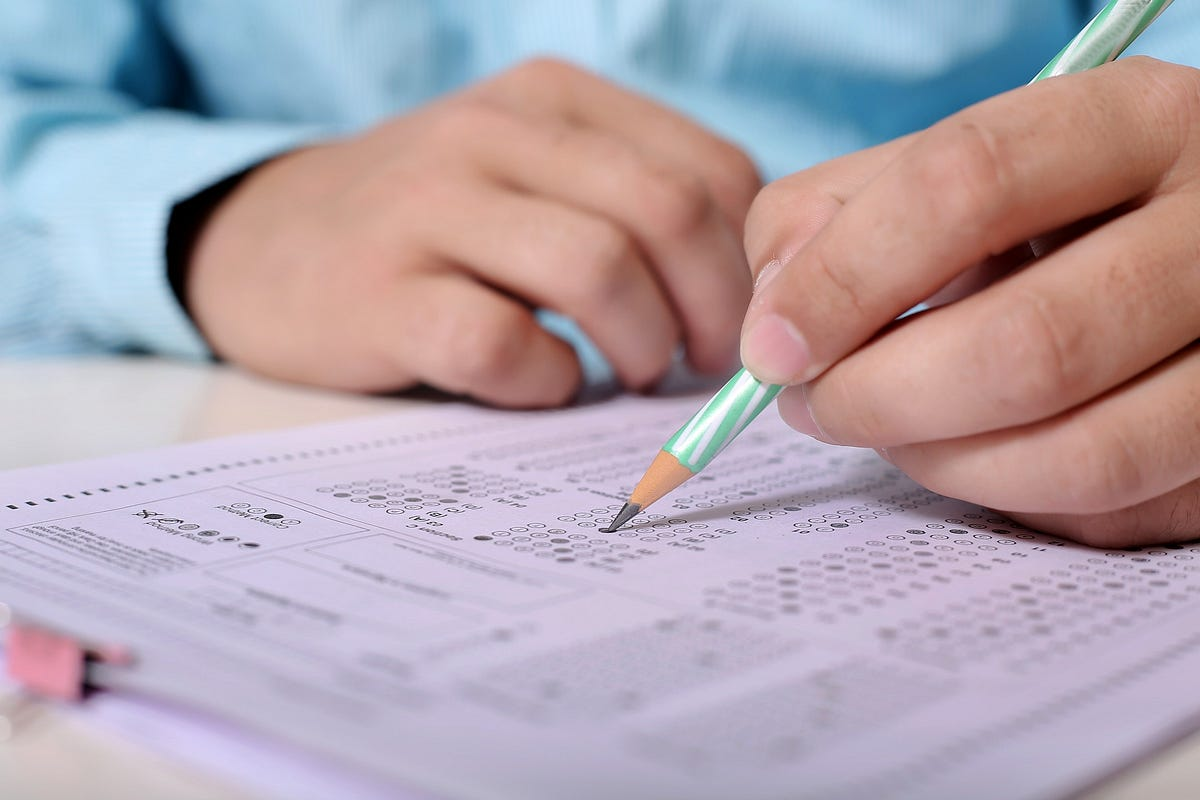 New evidence in favour of standardised tests - Filling The Pail