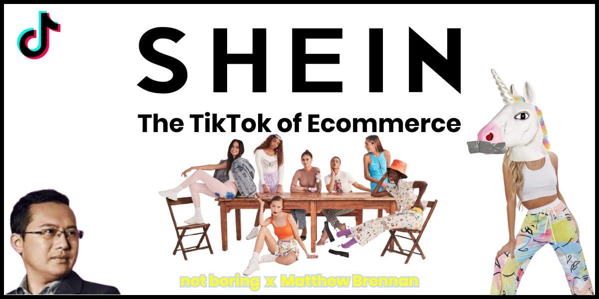 Shein: The TikTok of Ecommerce