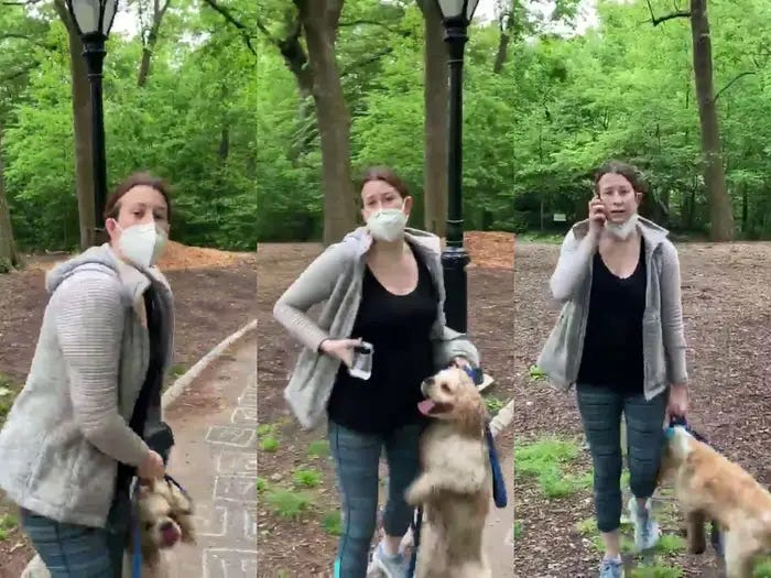 """The Real Story of """"The Central Park Karen"""""""