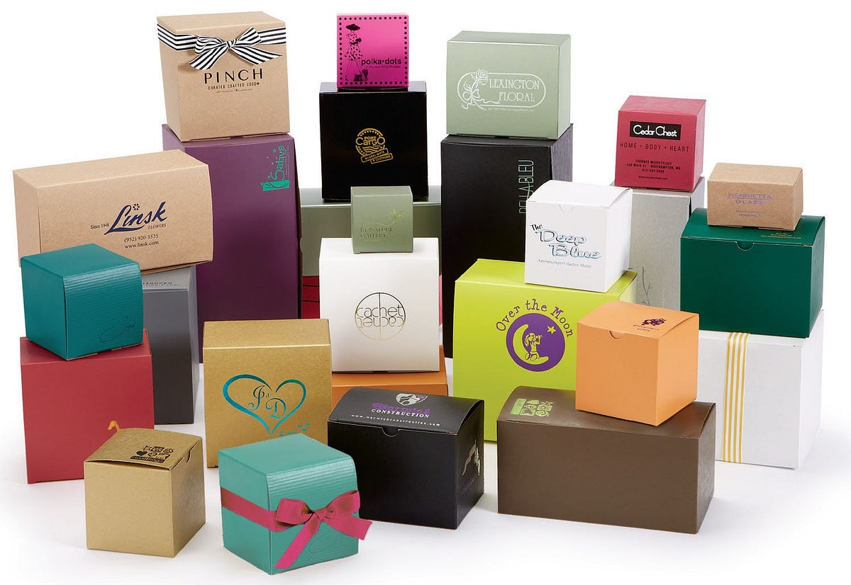 Why Use Custom Printed Boxes for Your Products?