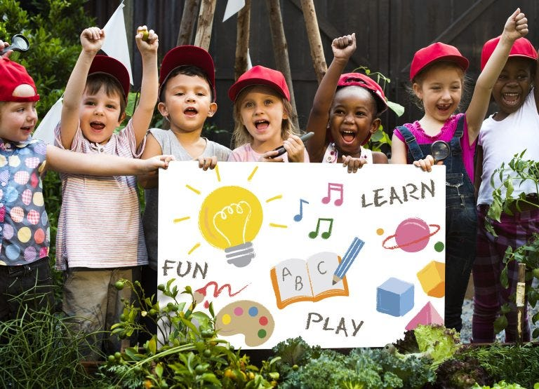 Save kids' summer from adults' best intentions - Learn Everywhere