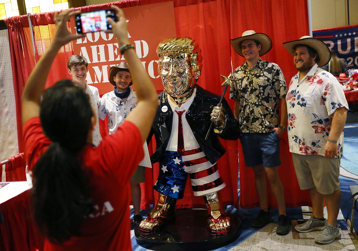 CPAC Was the Real Republican Party All Along