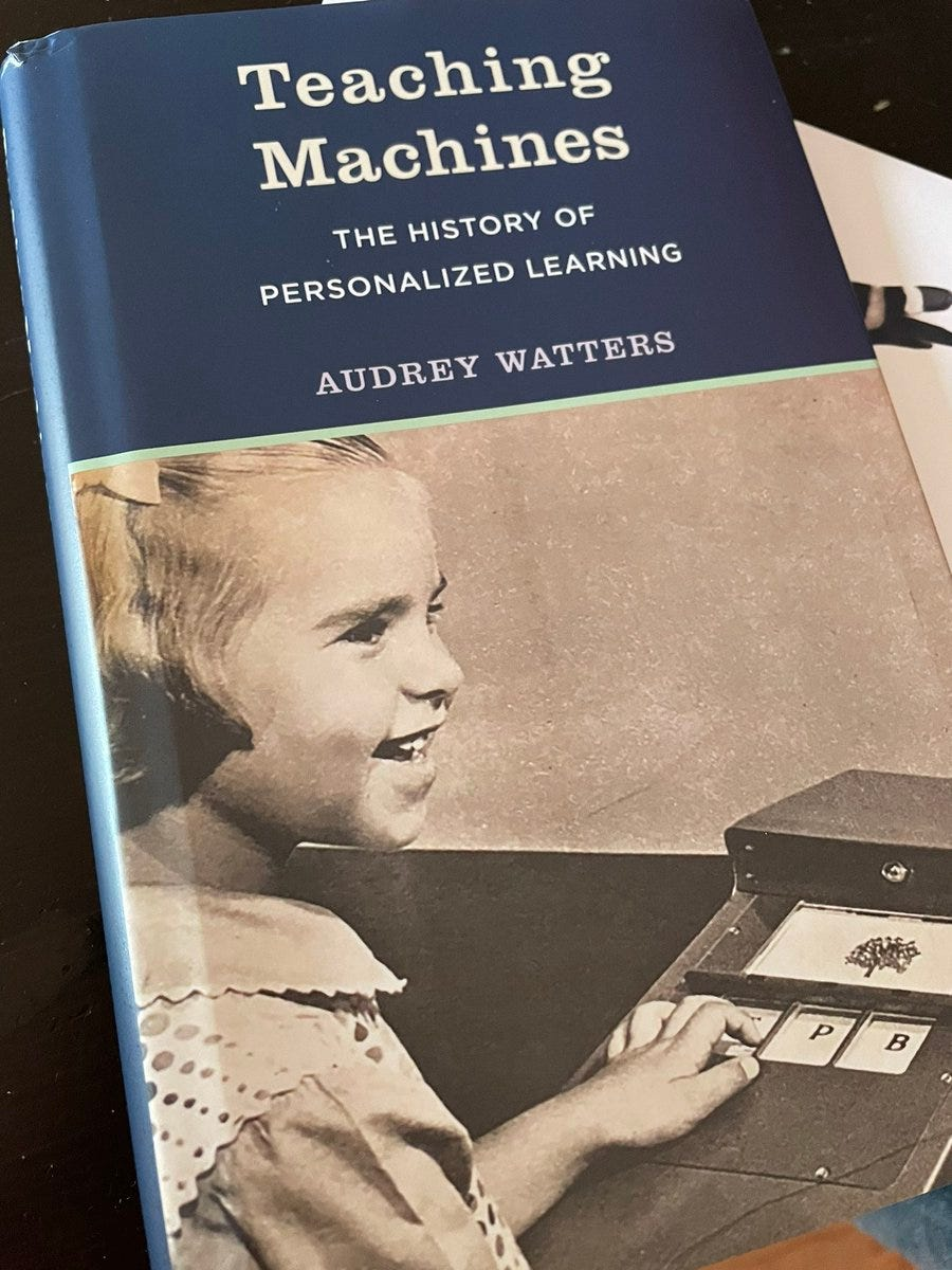 Q&A with Audrey Watters - by Jonathan Lloyd - Class Futures