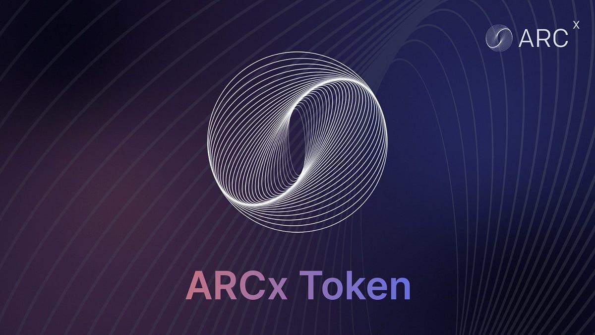 Introducing ARCx