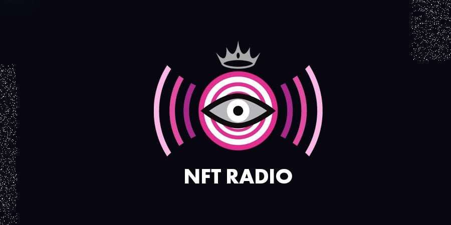 NFT Radio - In the Eye of the Storm