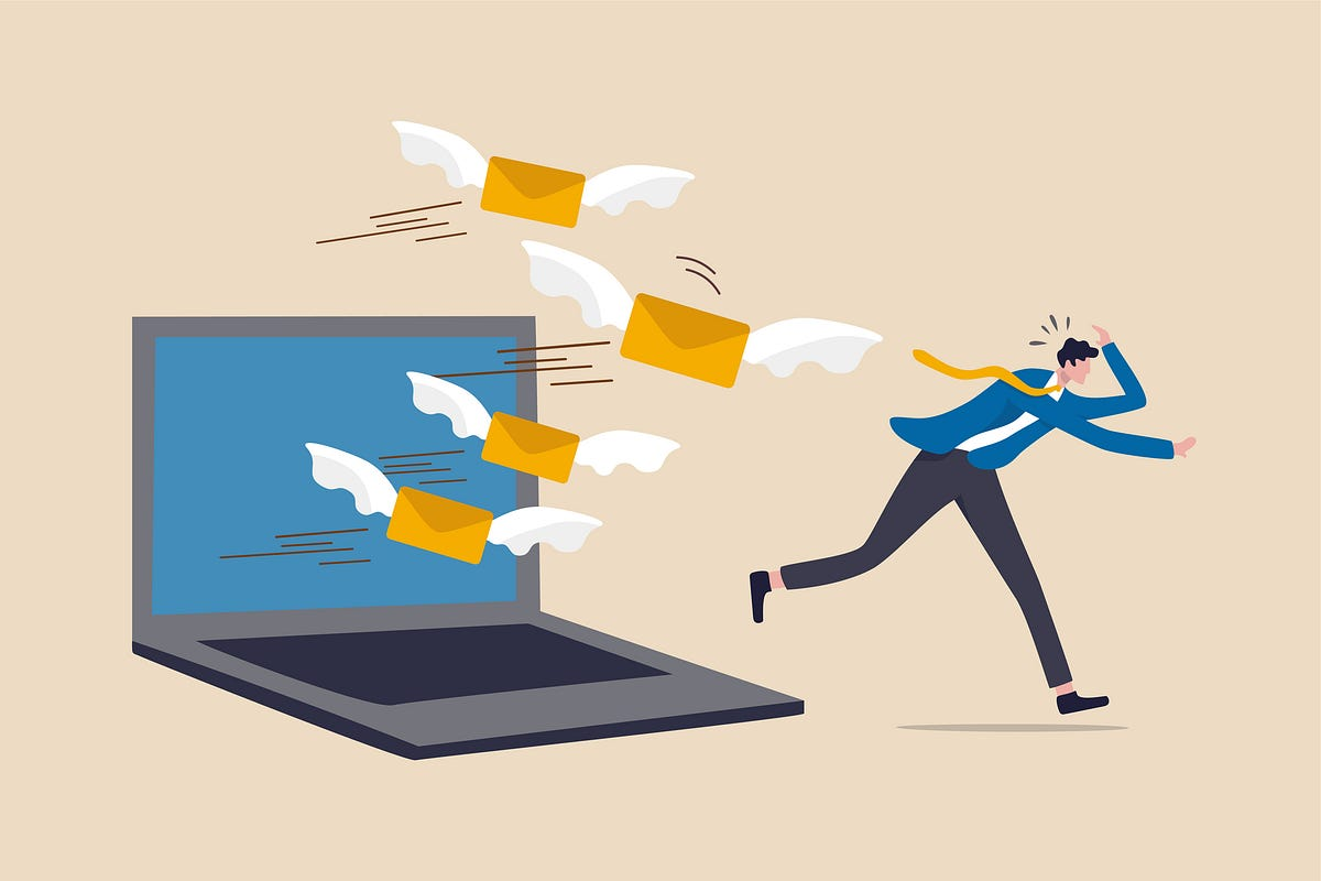 You Need A Better Out Of Office Message