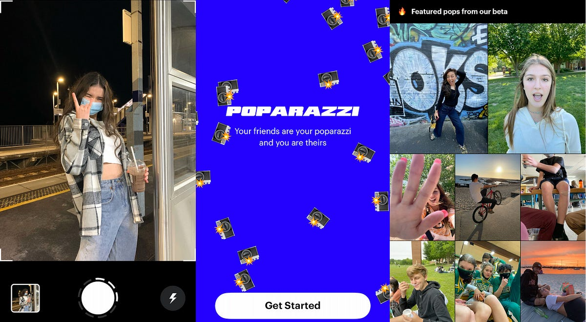 Poparazzi photo app blows up by banning selfies