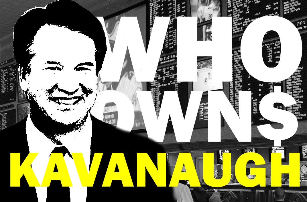 Who Owns Kavanaugh #3: The Basketball Coach & The Devil's Triangle