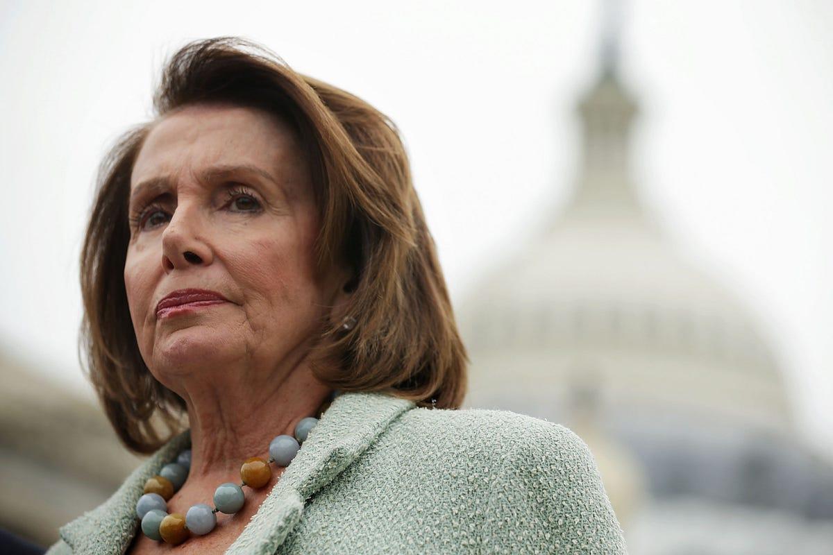 Nancy Pelosi Calls BS