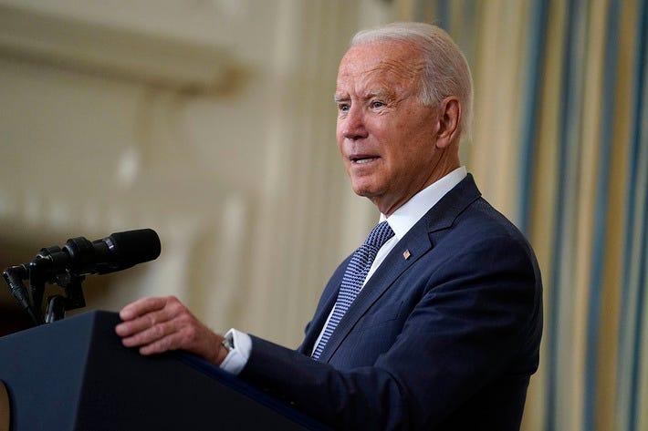 Joe Biden actions echo Trump isolationism and populism