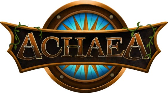 Achaea: Dreams of Divine Lands by Iron Realms Entertainment Launched: September 9, 1997 [beta] Language: Hourglass [launch]; later Vortex, then Rap