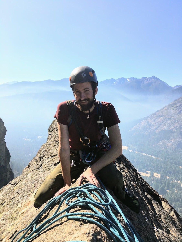 Derek - Creator of the MountainProject Reddit bot - by