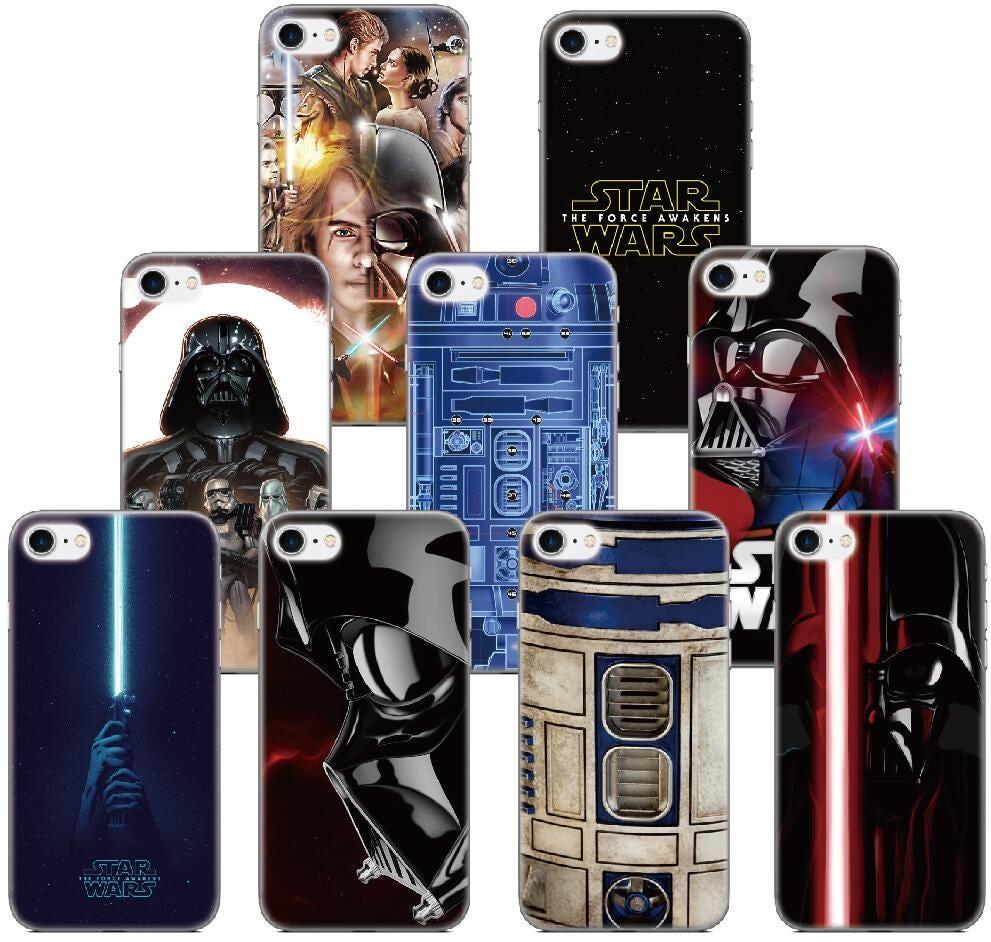 1143917256 Star Wars Darth Vader Capa Soft TPU Phone Cover Case ...