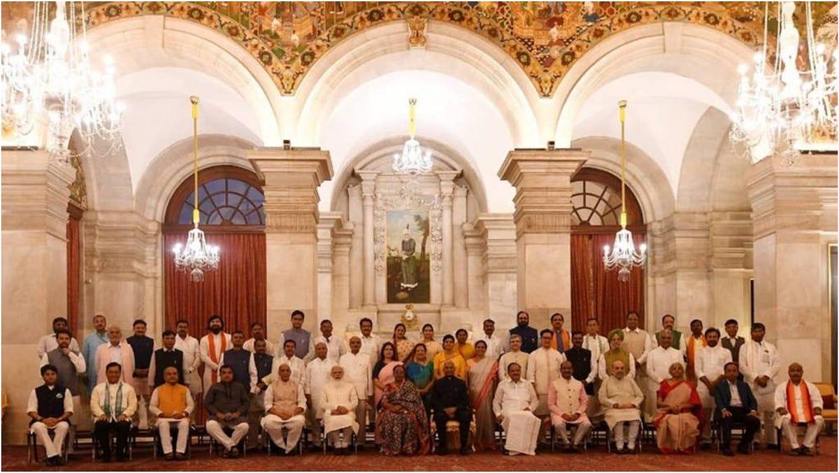 Modi, Looking For Reboot, Reshuffles Cabinet