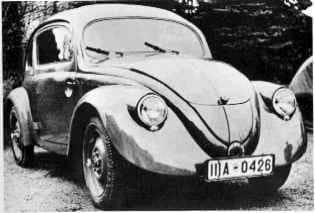 Escarabajo Tipo 30