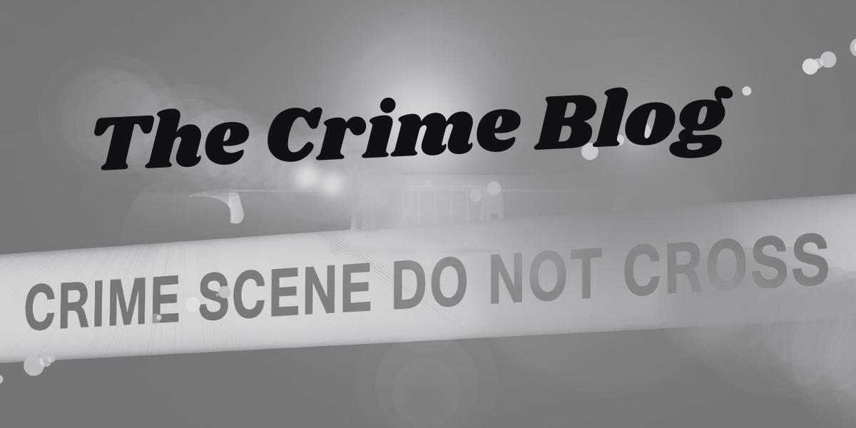 Sam H Arnold - The Crime Blog