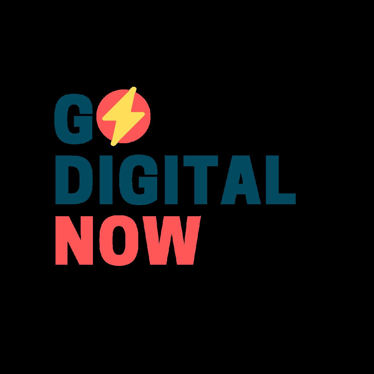 Go Digital Now Newsletter