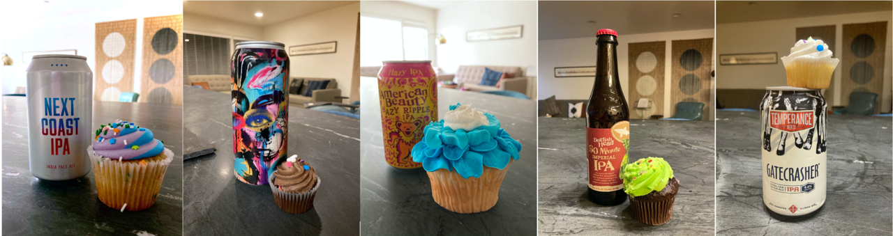 IPAs and Cupcakes: Alisa's Pop Culture Musings